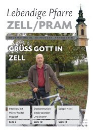 Zell/Pram