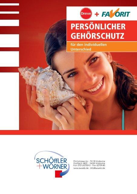 + PERSÖNLICHER GEHÖRSCHUTZ - FAVORIT Arbeitsschutz