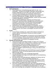 Allgemeine Verkaufsbedingungen / Fassung 01/2002 I ... - SWWEB.de