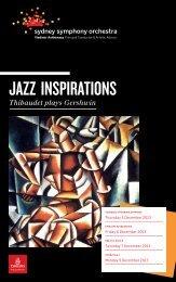 Thibaudet plays Gershwin program (5, 6, 7, 9 Dec) PDF - Sydney ...