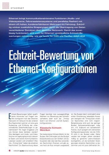 ETHERNET - Symtavision