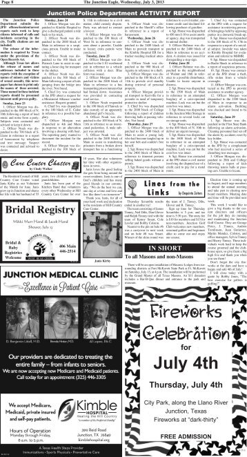 Pages 8-14 - Junction Eagle