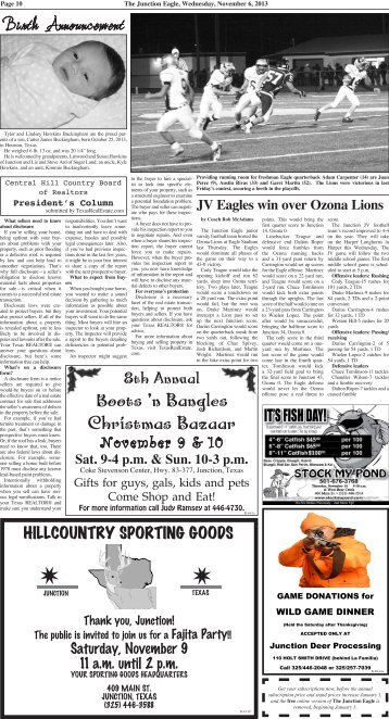Pages 10-18 - Junction Eagle