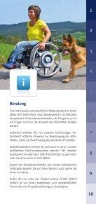 Hilfsmittelwegweiser - Deutscher Seniorenlotse - Seite 5