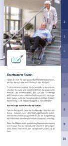 Hilfsmittelwegweiser - Deutscher Seniorenlotse - Seite 7