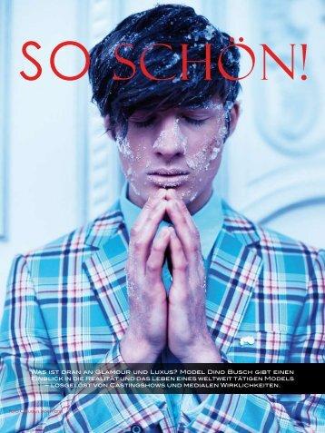 DOPAMIN MODELS - Interview HARBOR Magazine (german)