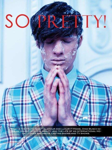 DOPAMIN MODELS - Interview HARBOR Magazine (english)