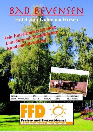 Bad Bevensen Reisebeschreibung - fachbereichbildung.de