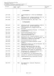 Seite 1 von 3 TL-Erstausgaben TL-Folgeausgaben zurückgezogene ...
