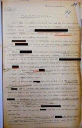 Schlussbericht der Gestapo Wien, 9. Mai 1939.