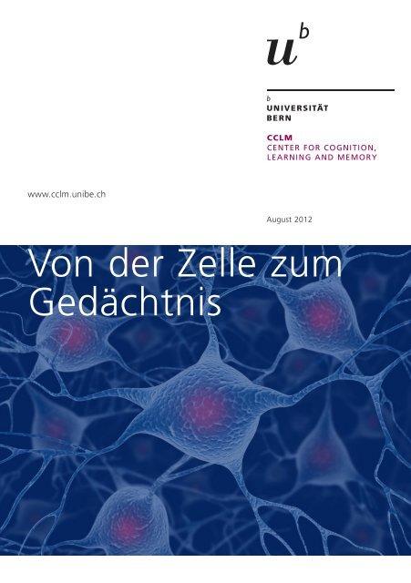 Informationsbroschüre (pdf, 1.0 MB) - CCLM - Universität Bern