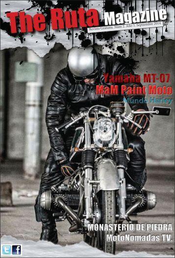 The Ruta Magazine Septiembre 2014