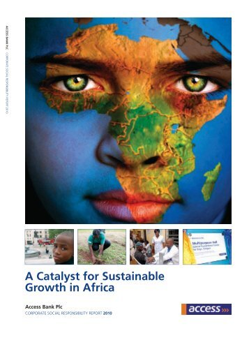 CORPORATE SOCIAL RESPONSIBILITY REPORT ... - Access Bank
