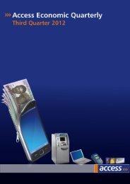 Third Quarter 2012 - Access Bank