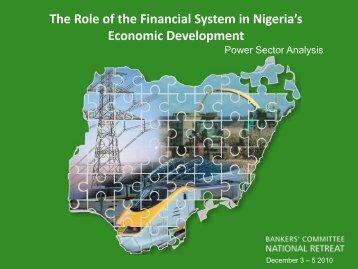 Economic Development - Access Bank