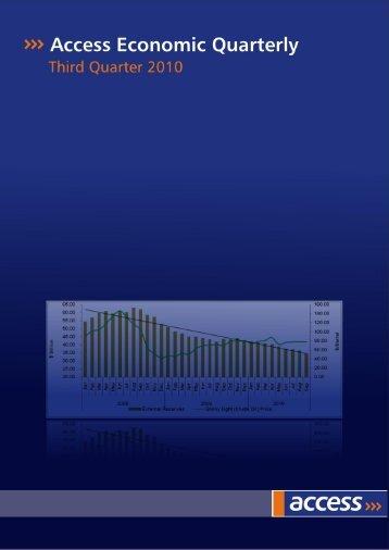 Q3 2010 Economic Review - Access Bank