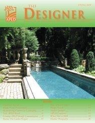 DESIGNER - Association of Professional Landscape Designers
