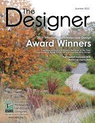 Award Winners - Association of Professional Landscape Designers