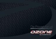 Download Manual - Ozone
