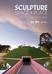 Download program - National Gallery of Australia