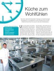 Küche zum Wohlfühlen - Eibach Küchen GmbH