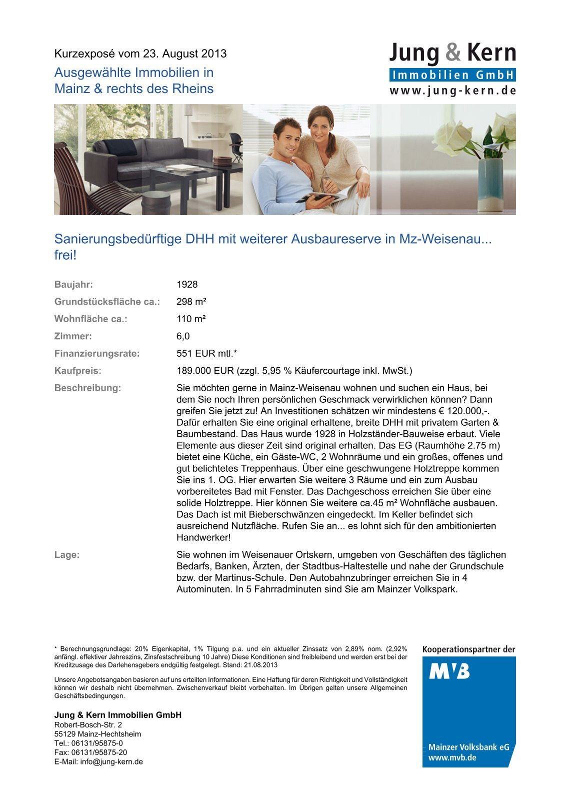 Jung Immobilien 2 free magazines from jung kern de