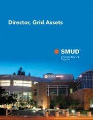 Director, Grid Assets - Sacramento Municipal Utility District