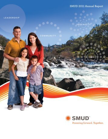 SMUD 2011 Annual Report - Sacramento Municipal Utility District