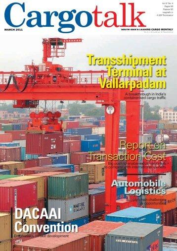 DACAAI Convention - Cargo Talk