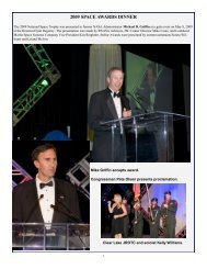 RNASA Special Edition - Rotary Club of Space Center