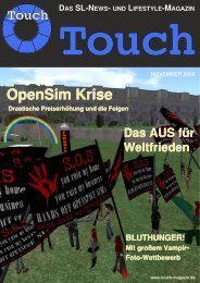 Ausgabe 11/2008 - Drachenreise