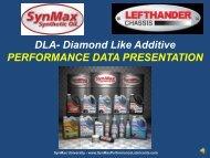 SynMax Engine DLA Performance Test - SynMax Performance ...