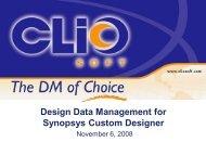 Custom Designer - Synopsys