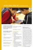 Tablets im Bildungseinsatz - Seite 6