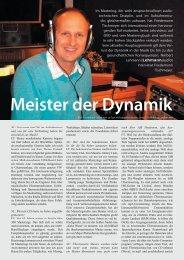 Meister der Dynamik - Synthax