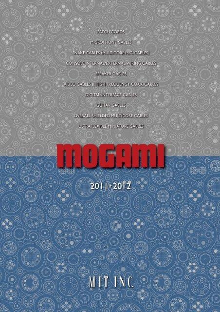 Black UpScale Mogami Pro Headphone Ext Cable 30 FT