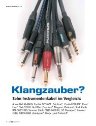 Testbericht aus Tools4Music 3 2008 - Synthax