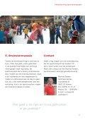 Ondersteuning sportverenigingen - Synthese - Page 7