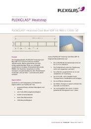 PDF (151.01 KB) - Plexiglas
