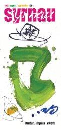 2011/3 - Aug / Sept - Syrnau
