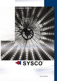 Impianti Fotovoltaici - Sysco SpA