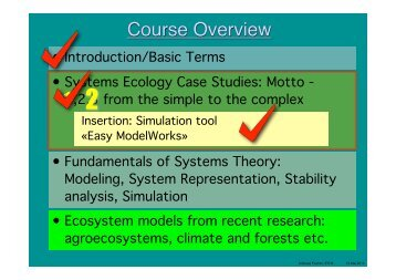 02-LBM 2.key - Terrestrial Systems Ecology