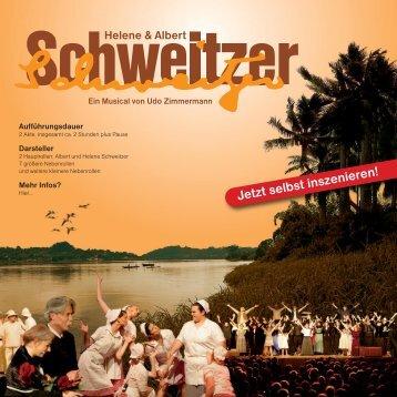 Schweitzer - Das Musical