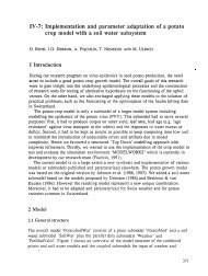 Full text - Terrestrial Systems Ecology