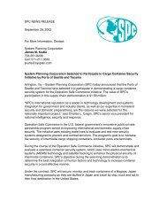 SPC Selected To Participate in Cargo Container Security Initiative ...