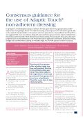 Adaptic Touch® non-adherent dressing - Systagenix - Page 2