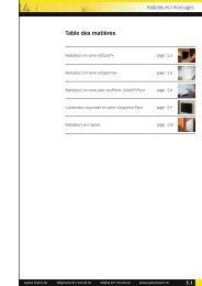 Liste de prix radiateurs infrarouges 2013 - Systec Therm AG