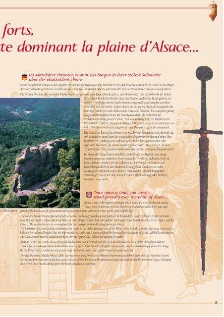 Les Châteaux Forts du Bas-Rhin