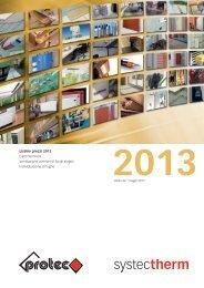 Listino prezzi 2013 Elettrotermica Ventilazione ... - Systec Therm AG