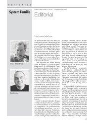 Volltext als PDF - Systemagazin